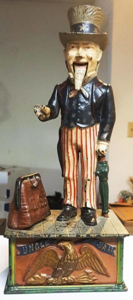 Hats Off to Uncle Sam Collectibles
