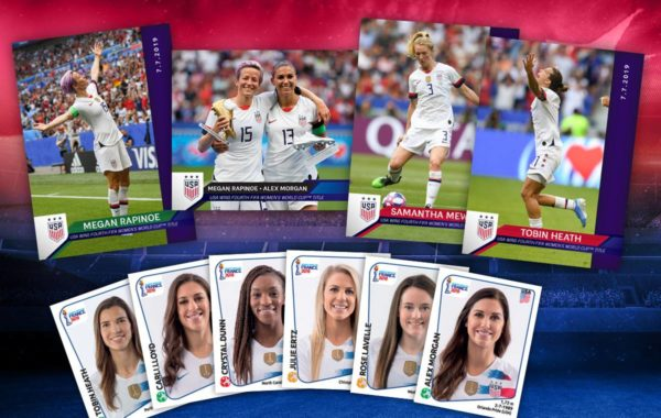 Women's FIFA World Cup Victory Raises Interest in Collectibles