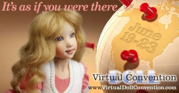 Virtual Doll Convention June 2019 Follow-Up