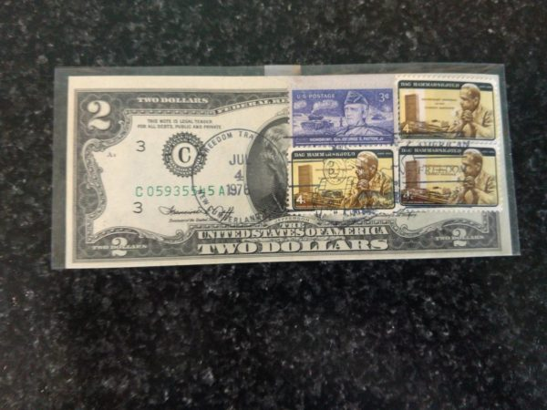 RINKER ON COLLECTIBLES: Two-dollar Bills, a Spittoon, and a Gnome
