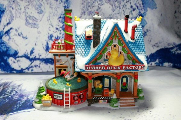 O Little Town of Ducklehem: Collecting Christmas-Themed Rubber Ducks