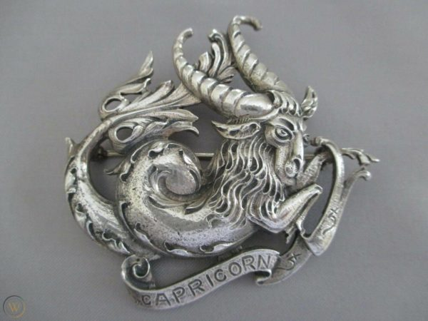 Seeking Out the Sea-Goat: Capricorn Collectibles