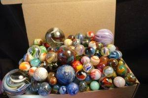 Rediscovering Vintage and Antique Marbles